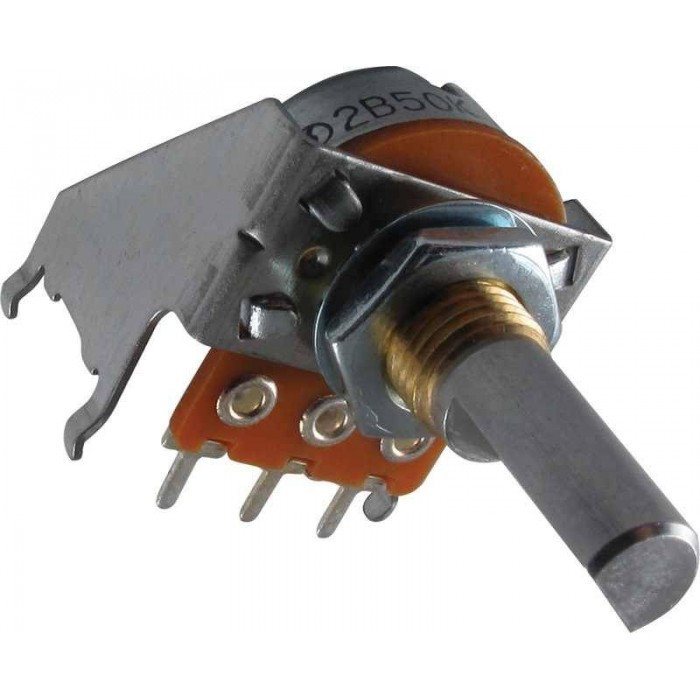 GENUINE POTENTIOMETER B5K 15A LINEAR TAPER FOR FENDER DELUXE TB ULTIMATE CHORUS