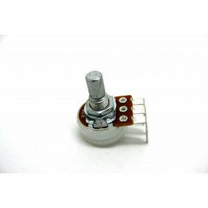 ALPHA POTENTIOMETER B1M 1M LINEAR TAPE SOLID SHAFT PC MOUNT