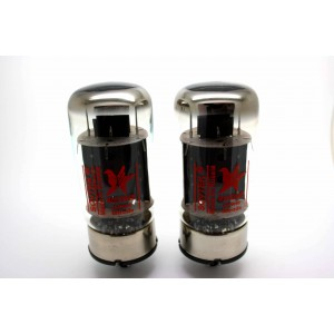 SOVTEK 6550WE 6550 MATCHED PAIR VACUUM TUBE AMP TESTED