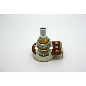 POTENTIOMETER BOURNS 500K A500K AUDIO 24mm KNURLED SHAFT FOR GUITAR OR BASS