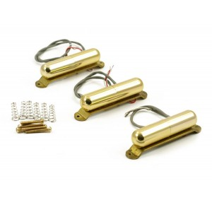 KENT ARMSTRONG POCKET ROCKET - MINI SPLIT-TUBE - GOLD SET 2 + 1 RW/RP