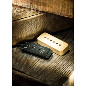 LOLLAR PICKUP - UNDERWOUND P90 SOAP BAR NECK PICKUP