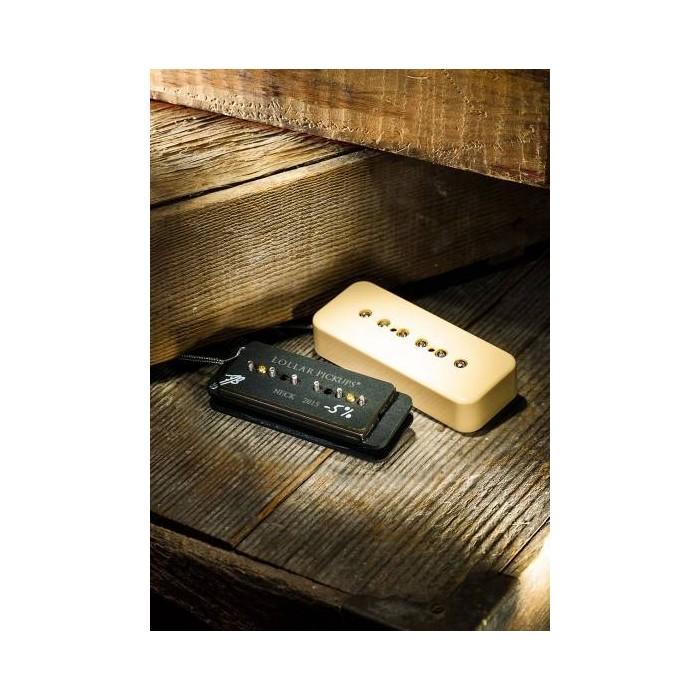 LOLLAR PICKUP - UNDERWOUND P90 SOAP BAR NECK PICKUP