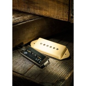 LOLLAR PICKUP - OVERWOUND P90 DOG EAR BRIDGE PICKUP