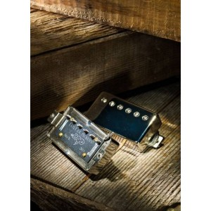 LOLLAR PICKUPS - EL RAYO HUMBUCKER BRIDGE AND NECK