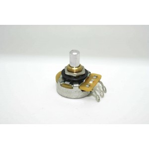 CTS REVERSE AUDIO LOGARITHMIC 50K C50K POT POTENTIOMETER SOLID SHAFT