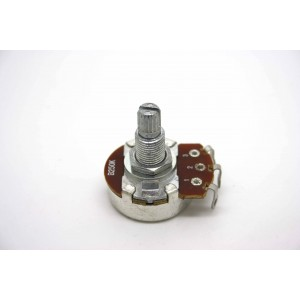 POTENTIOMETER 250K B250K LOGARITHMIC 24mm METRIC