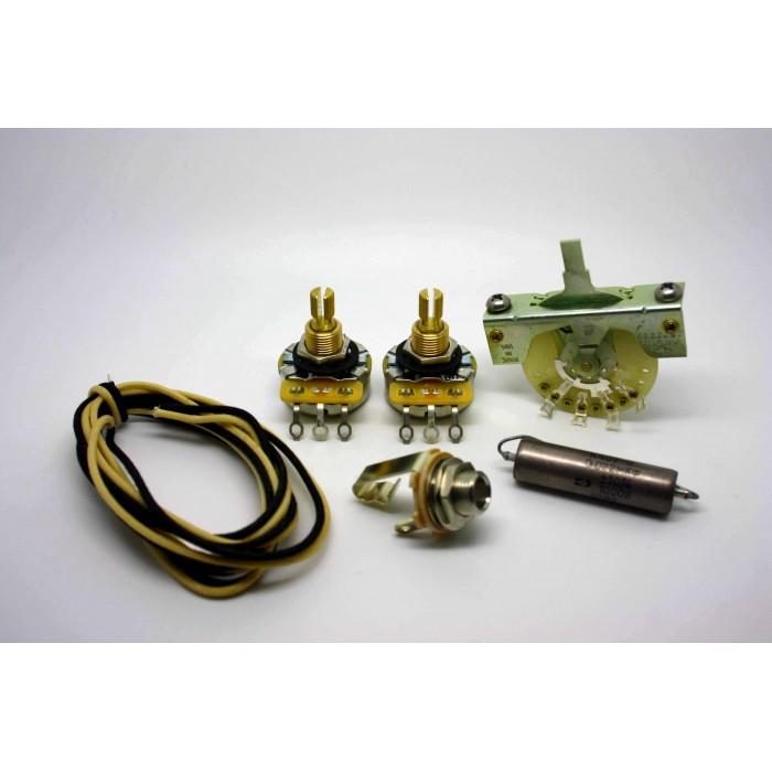 FENDER TELECASTER STANDARD WIRING KIT 0.022uf