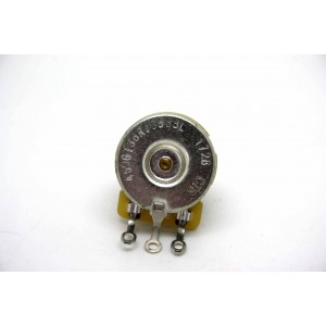 CTS 450GT 1M A1M LOGARITHMIC POTENTIOMETER SOLID SHAFT - J TAPER
