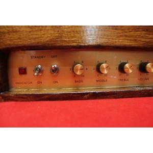 CABEZAL AMPLIFICADOR CLON MARSHALL 1974X 18W MEJORADO. MUEBLE POR LCA GUITARS