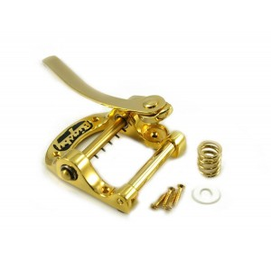 BIGSBY B5 USA TAILPIECE GOLD LEFT HAND