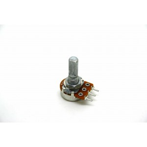 FENDER STYLE POTENTIOMETER D-SHAFT A250K 250K LOGARITHMIC REPLACEMENT 0024662000