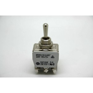 APEM 644H TOGGLE SWITCH ON-ON-ON