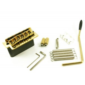 WILKINSON CONTEMPORARY 2 POST FULCRUM TREMOLO GOLD