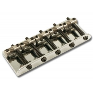 FENDER CHROME V AMERICAN SERIES BASS BRIDGE
