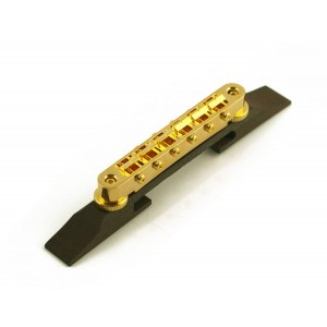 ARCHTOP BRIDGE / TUNEOMATIC KIT GOLD