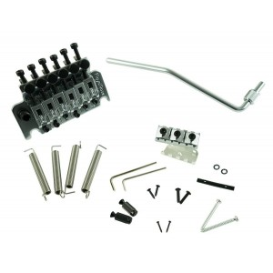 FLOYD ROSE FR SPECIAL SERIES TREMOLO, SATIN CHROME (ZINC BRIDGE)