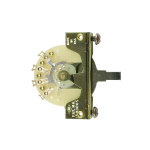 CRL 3-WAY PICKUP SELECTOR SWITCH FOR FENDER STRATOCASTER TELECASTER