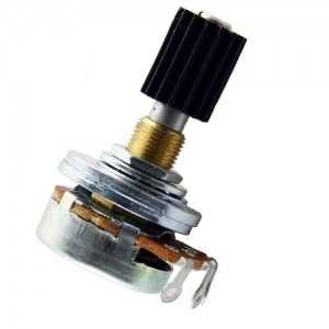 POTENTIOMETER 125K LINEAR...