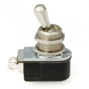 CARLING SPST TOGGLE SWITCH FOR FENDER AMPLIFIER - POWER AND STANDBY