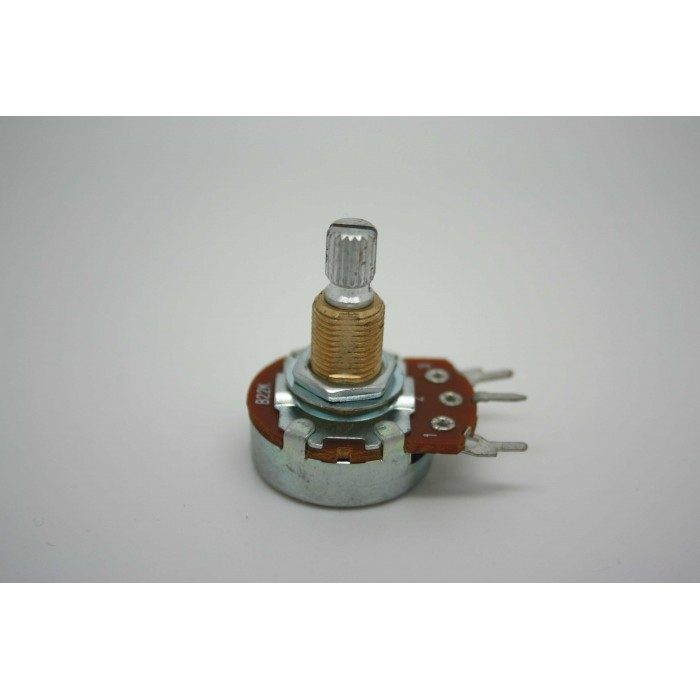 POTENTIOMETER 22K B22K 24mm LINEAR ORIGINAL FOR MARSHALL AMPLIFIER PC MOUNT