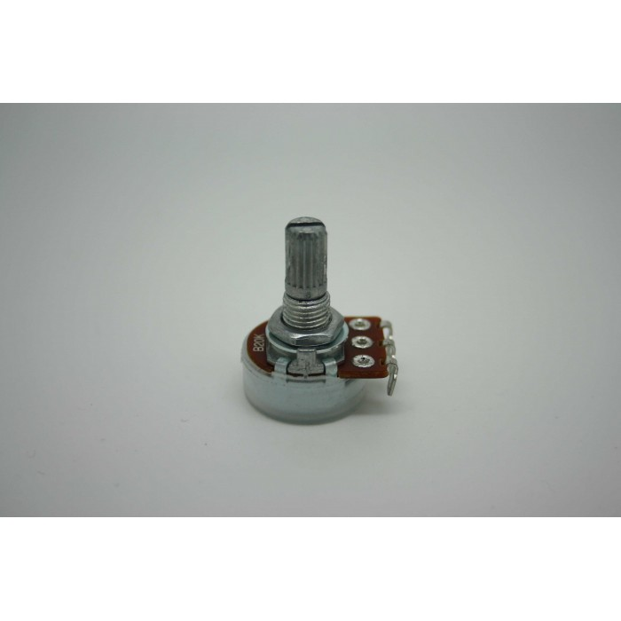 MINI POTENTIOMETER ALPHA B20K 20K 16mm LINEAR POT - POTENCIOMETRO LINEAL