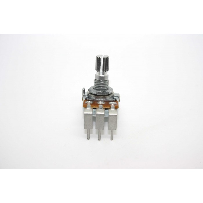 ALPHA POTENTIOMETER B25K 25K LINEAR FOR ELECTRO-ACOUSTIC GUITAR