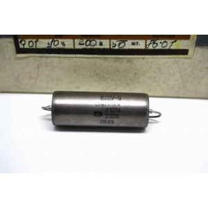 PIO PAPER IN OIL K40Y-9 0.47uF 200V FOR TUBE AMP AMPLIFIER