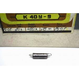 PIO K40Y-9 0.01 uF 200V...