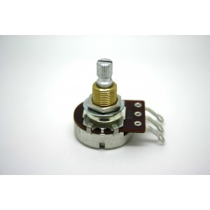 BOURNS 300K A300K AUDIO LOGARITHMIC POTENTIOMETER SPLIT SHAFT