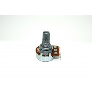 ALPHA MINI POT POTENTIOMETER SPLIT SHAFT 300K LINEAR