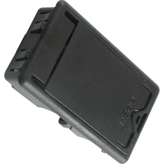 BATTERY BOX FOR DUNLOP CRYBABY WAH PEDAL AND VOLUME PEDAL - ECB244BK - PORTABATERIAS