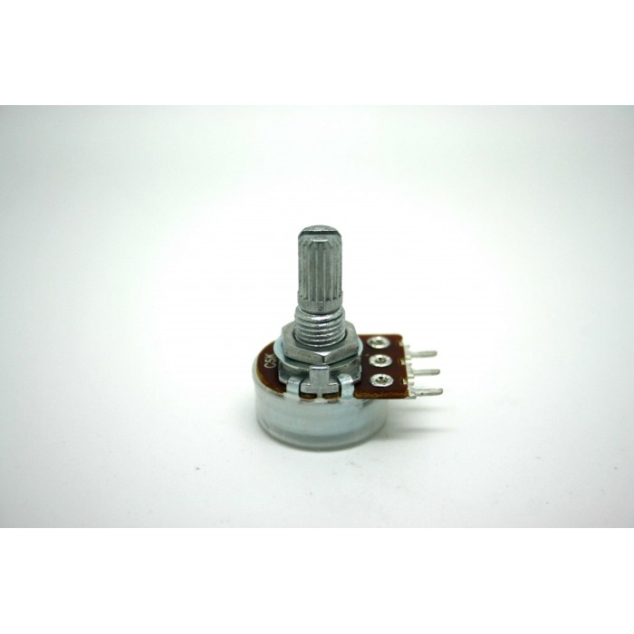 MINI POTENTIOMETER ALPHA C5K 5K 16mm REVERSE ANTI LOGARITHMIC POT POTENCIOMETRO