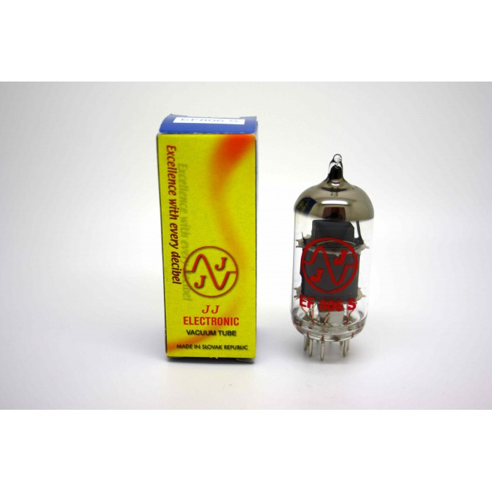 NEW JJ EF86 - EF806 - 6227 REISSUE VACUUM TUBE AMP - VALVULA DE VACIO