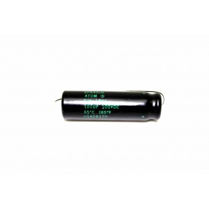 SPRAGUE ATOM 100uF 100V CAPACITOR FOR VINTAGE AMPLIFIER FENDER AMPEG MAGNATONE