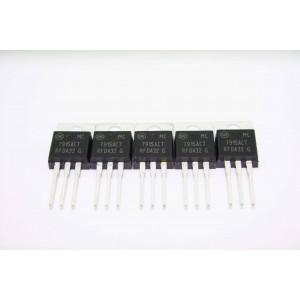5x FAIRCHILD MC7915ACT 7915