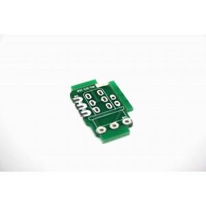 PUSH-PUSH DPDT PCB COIL TAP...
