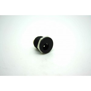 BLACK DC POWER JACK 2.1mm...