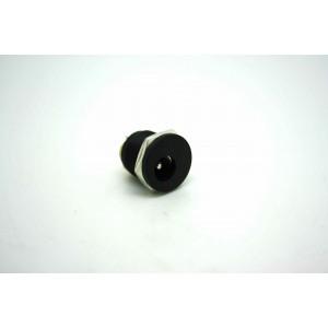 BLACK DC POWER JACK 2.1mm...