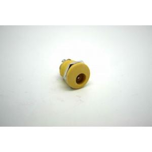 GELBE DC-STROMBUCHSE 2,1 mm...