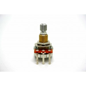 GENUINE POTENTIOMETER EMG 25K LOGARITHMIC SPLIT SHAFT