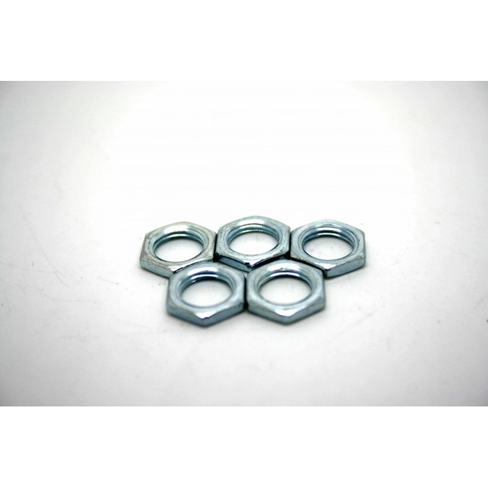 5x ORIGINAL NUTS FOR ALPHA POTENTIOMETER M7 x 0.075 - 16mm BASE DIAMETER