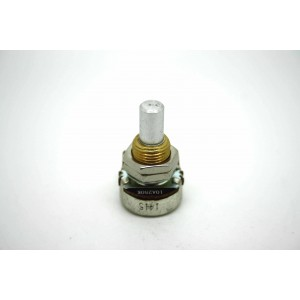BOURNS 250K A250K AUDIO FESTE WELLE 16mm MINI POTENTIOMETER POT