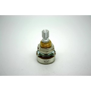BOURNS 250K A250K AUDIO SPLIT WELLE 16mm MINI POTENTIOMETER POT