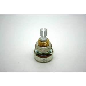 BOURNS 250K B250K LINEARE SPLITWELLE 16mm MINI POTENTIOMETER POT