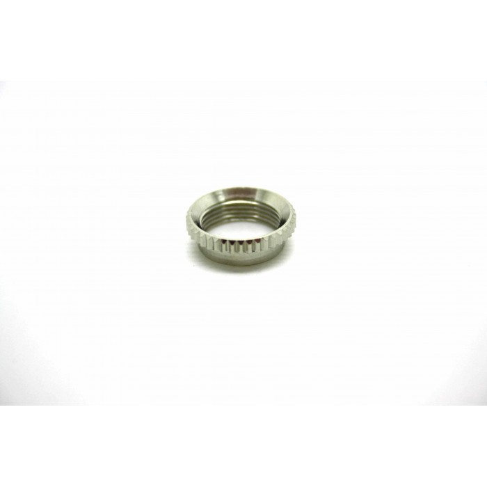 DEEP THREAD ROUND NUT FOR 3 WAY TOGGLE SWITCH OF SWITCHCRAFT - VINTAGE STYLE