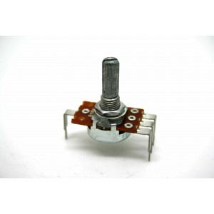 GENUINE ASHDOWN POTENTIOMETER B100K 100K LINEAR SPLIT SHAFT - POTB100KLONG