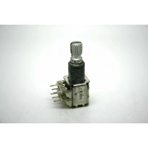 ORIGINAL BLACKSTAR POTENTIOMETER C10K DUAL
