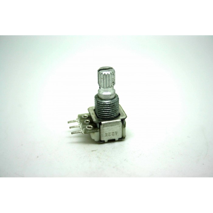 BLACKSTAR POTENTIOMETER A22K 22K LOGARITHMIC HT 100H HT CLUB 40C HT SOLO 60C