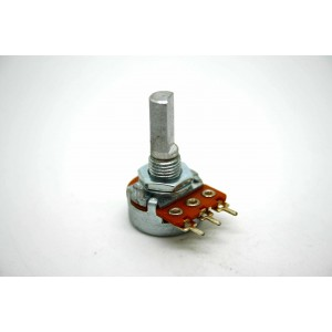 ORIGINAL FENDER POTENTIOMETER 100K LINEAR REV D SHAFT 0023508000
